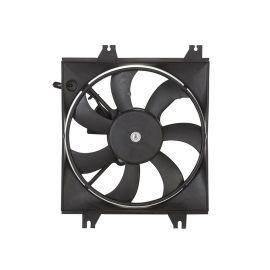 Вентилятор кондиционера в сборе Hyundai Accent