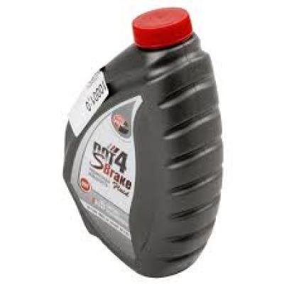 Жидкость тормозная DOT4 0,5 литра