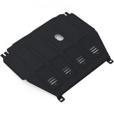 Защита для картера и КПП Chevrolet Aveo II МКПП 2012-2015.