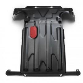 Защита для картера Chevrolet Niva 2002-2020.