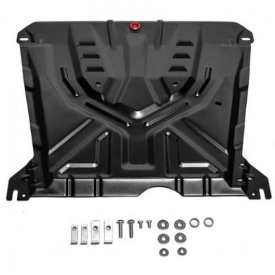 Защита для картера и КПП Chevrolet Lacetti 2004-2013.