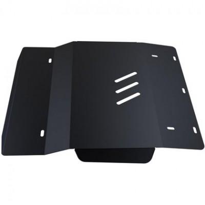 Защита для картера Chevrolet Tracker МКПП 1998-2004.