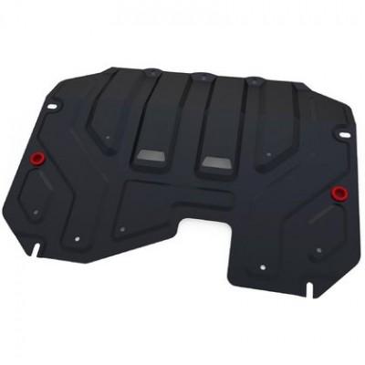 Защита для картера и КПП (увеличенная) Hyundai ix35 2010-2015.