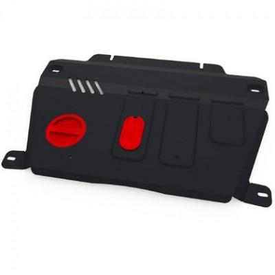 Защита для картера и КПП Chevrolet Captiva 2012-2020.