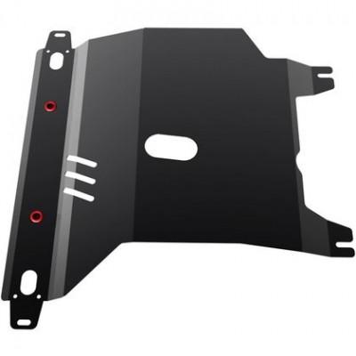 Защита для картера и КПП Chevrolet Lanos АКПП 2005-2009.