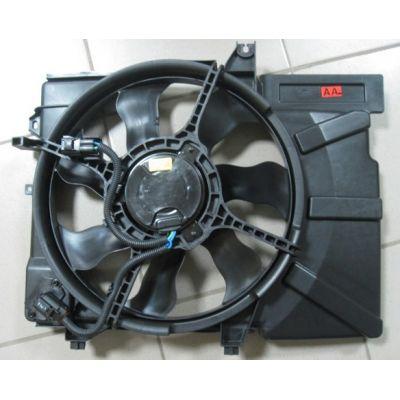 Вентилятор радиатора охлаждения Hyundai Getz