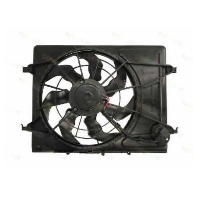 Вентилятор охлаждения в сборе с мотором Kia Ceed ED