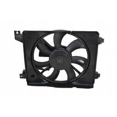 Вентилятор охлаждения в сборе с мотором Hyundai Elantra XD