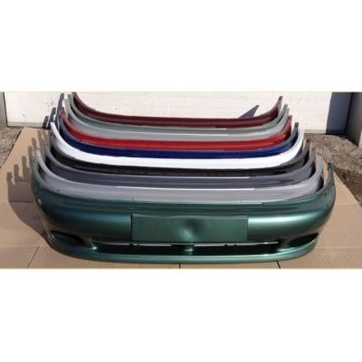 Бампер передний в цвет Chevrolet Lanos вишневый FE87-3594