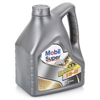 Масло моторное Mobil SUPER 3000 X1 5W-40 4л