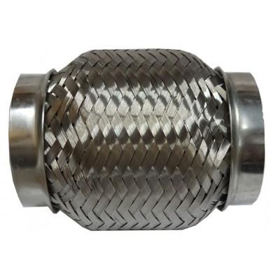 Гофра глушителя трехслойная диаметр 55 мм* длинна 150 мм