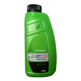 Антифриз LUXE G11 зеленый 1кг