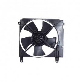 Вентилятор охлаждения в сборе с мотором Chevrolet Lanos