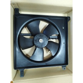 Вентилятор охлаждения в сборе с мотором Daewoo Matiz