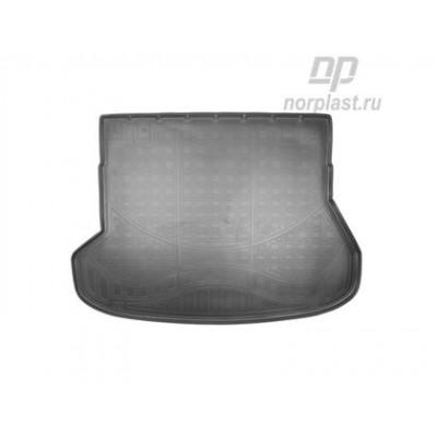Коврик для багажника Kia Ceed II универсал 2012-2020 Серый.