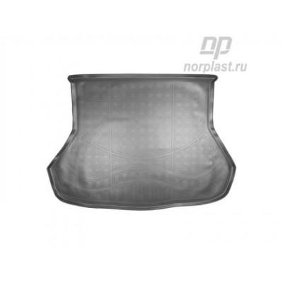 Коврик для багажника Kia Cerato III седан 2013-2018 Серый.