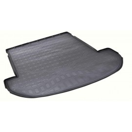 Коврик для багажника (длинный) Hyundai Santa Fe IV 7 мест. 2018-2020.