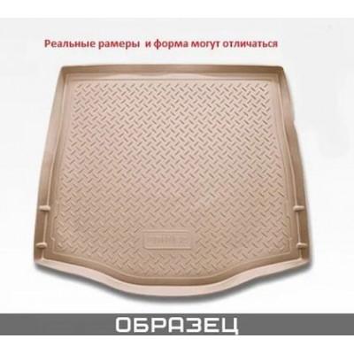Коврик для багажника (7 мест, сложен 3 ряд) Kia Sorento III Prime 2015