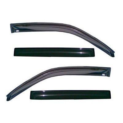 Дефлекторы для окон Hyundai Sonata IV EF 1999-2004, EF ТАГАЗ 2004-2011